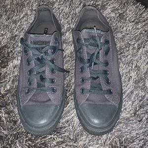 Gray converse!!! willing to drop price